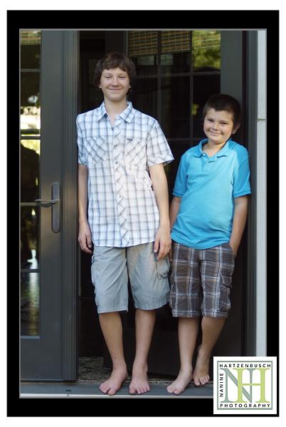 Barefoot Boys In Blue Nanine S Photo Journal